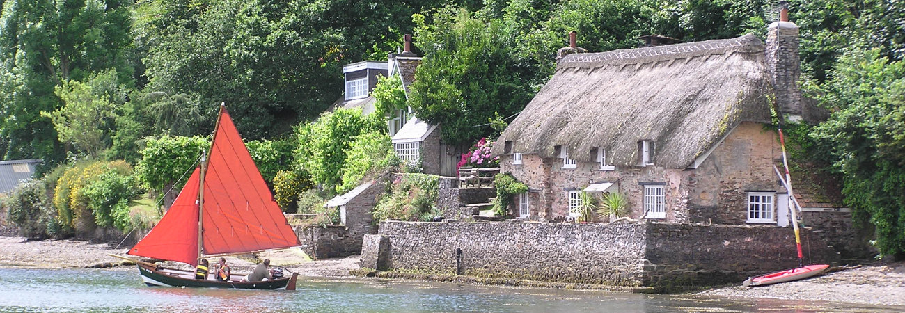Dittisham near Dartmouth